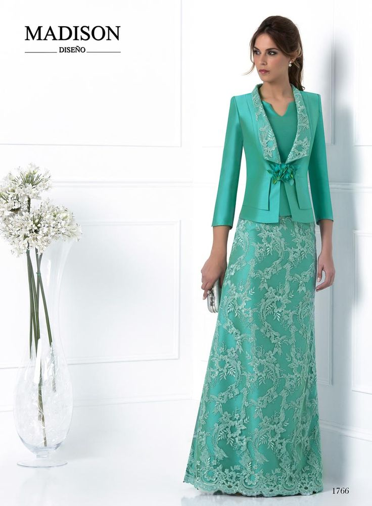 Combinar vestido verde agua boda
