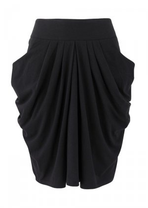 darla drape skirt