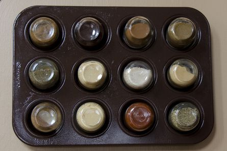 kitchen spice rack, image 1