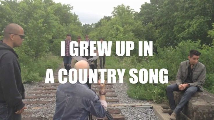 Jordan McIntosh - Grew Up in a Country Song (Official Lyric Video)