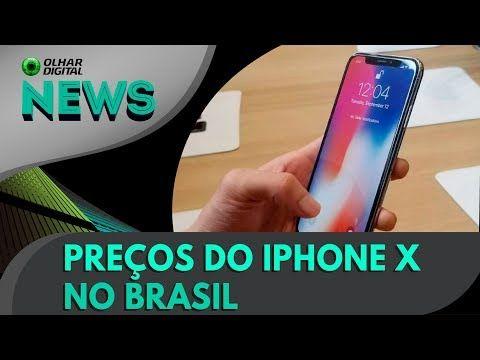 iPhone X tem seus preços revelados no Brasil   OD News 31/10/2017