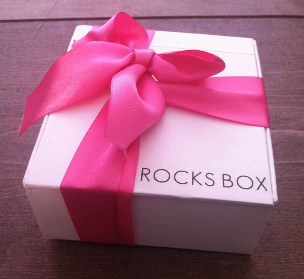 Rocks Box -- nineteen dollars a month, wear designer jewelry for 60 days or switch as many times as you like (same price!) Have the option to purchase the jewelry at a discount as well!