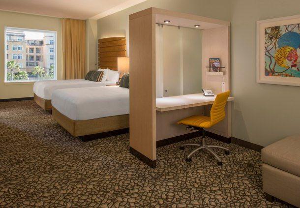 SpringHill Suites Oceanside California