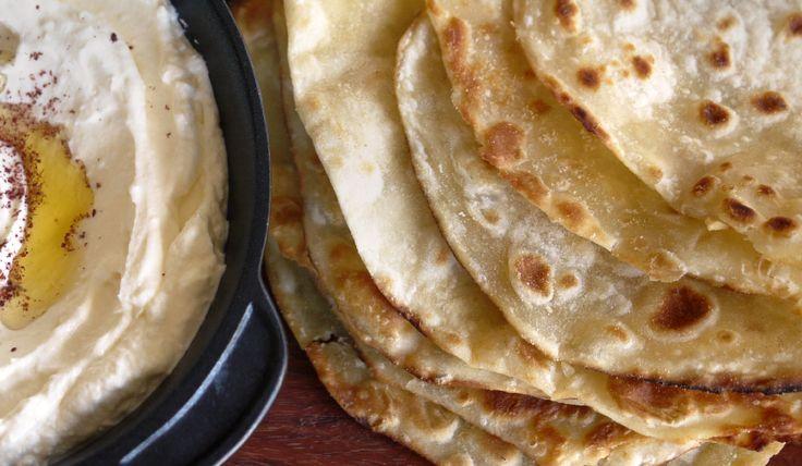 Flatbread - Julie Goodwin recipe