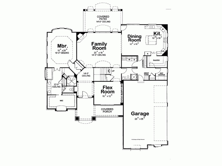 Excellent House Plans With Pet Rooms Images - Best interior design ...