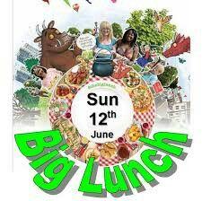 Baldoxk big lunch tickets on sale at Baldock community centre