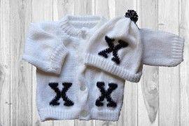 Xavier University Baby Sweater