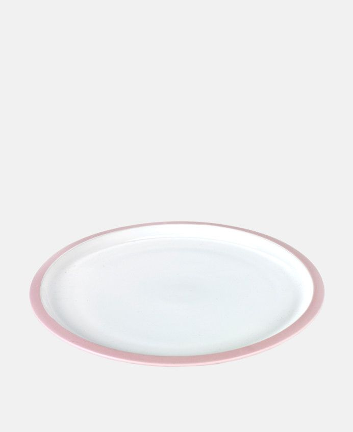CL Dinner Plate in Pink