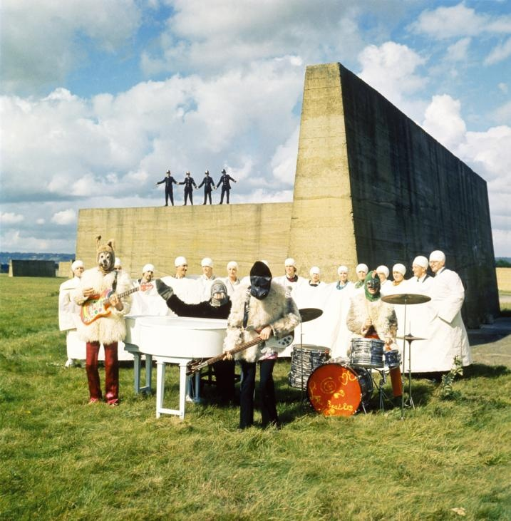 """""""I Am The Walrus"""" sequence from the film """"Magical Mystery Tour"""" - The Beatles"""