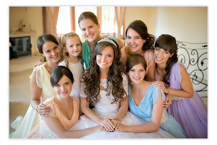 Gorgeous bridesmaids!!!