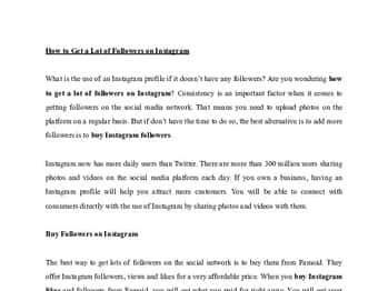 https://crovu.co/instagram-takipci-satin-al/ How to Get a Lot of Followers on Instagram https://docs.zoho.com/file/183my4b3f7d59871a4a228ebbaa5a47c0b0c4