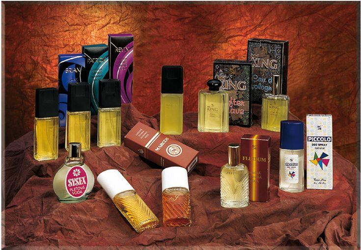 kosmetika 80.léta
