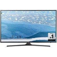Smart TV LED 60 ´ Ultra HD 4K Samsung 60KU6000 com HDR Premium, Quadcore, Upscaling, Wi - Fi, Entradas HDMI e USB 8726412