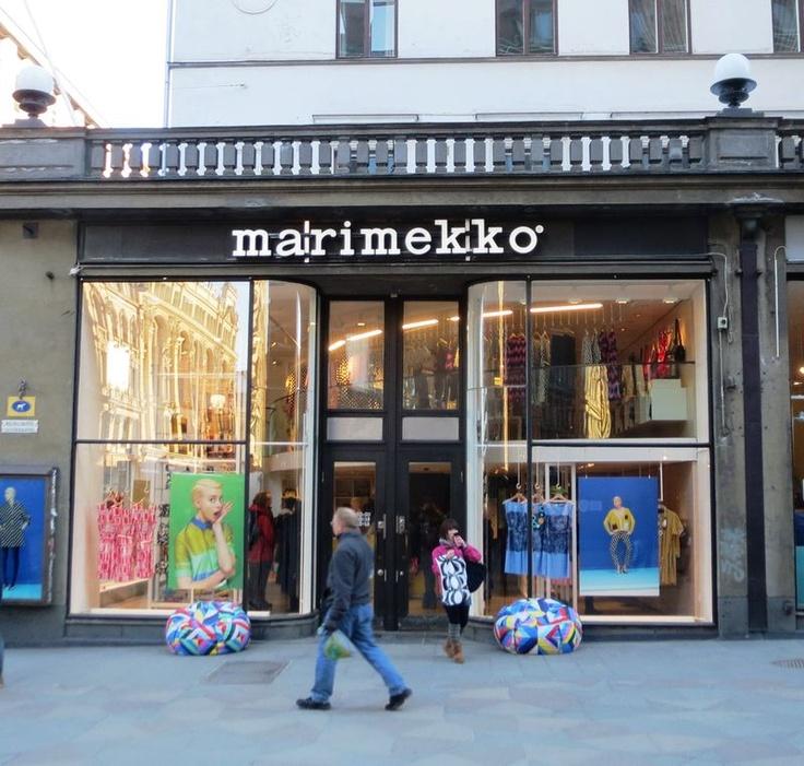 35 best images about marimekko stores on pinterest nyc. Black Bedroom Furniture Sets. Home Design Ideas