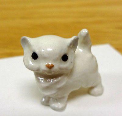 HAGEN-RENAKER-Cat-Miniature-Figurine-Persian-Cat-Kitten