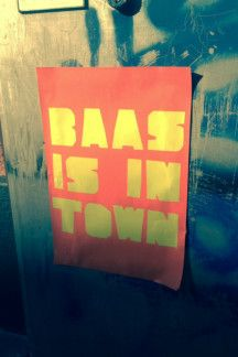 Maarten Baas stages 'Baas is in Town' show with Ventura Projects, Milan