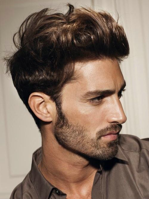 Most Popular Men Hairstyles