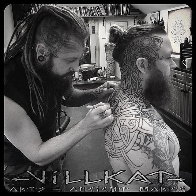 The 25+ best Viking tattoos ideas on Pinterest | Viking ...