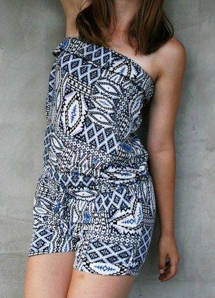 Kup mój przedmiot na #vintedpl http://www.vinted.pl/damska-odziez/kombinezony/10128066-kombinezon-azteckie-wzory-must-have-ca-xss