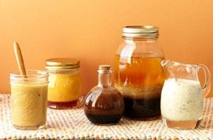 7 Easy Homemade Salad Dressings ~ So Much Healthier! - Canadian Basics ~Country Momma