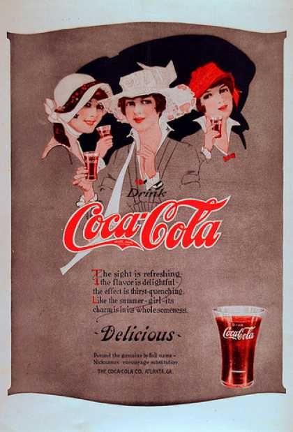 Coca Cola.1914
