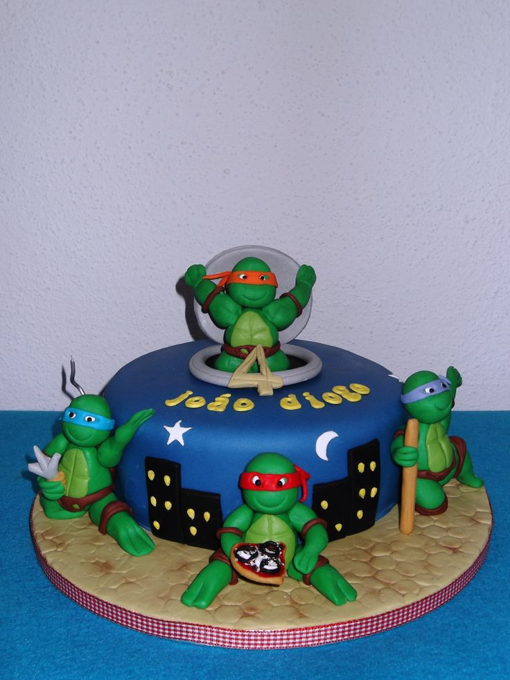 Tartarugas ninjas!!