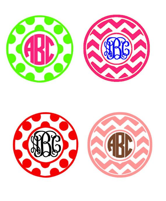 Best Yeti Images On Pinterest Yeti Cup Monogram Decal And - How to make vinyl monogram decals with cricut