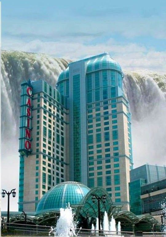 Niagara Fallsview Casino Resort (Niagara Falls, Ontario)