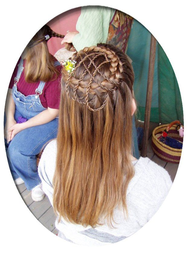 Great site for some unique braiding ideas.