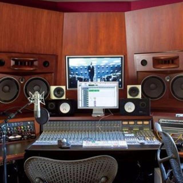 80 best music studios home recording images on pinterest for Music studio design software