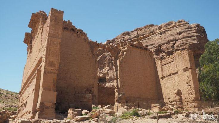 Patra, Qasr al-Bint
