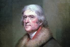 """What he was most proud of: Now that you know how much Jefferson loved to read and to write and how much he valued knowledge, here is what is inscribed at his grave: """"Here was buried Thomas Jefferson, Author of the Declaration of Independence, of the Statute of Virginia for religious freedom and Father of the University of Virginia."""""""
