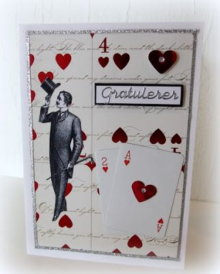 Use of small playing cards_ Moski