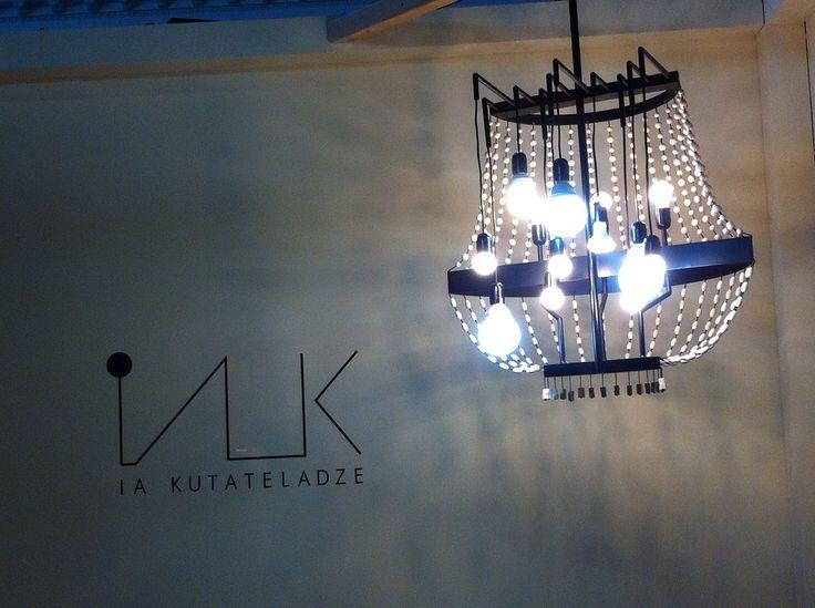 Light designed by Kutateladze