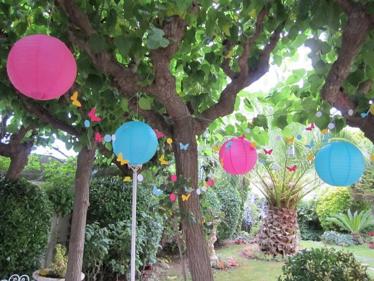 Fiesta mariposasFiestas Parties, Fiestas Adrianna, Lanterns Not, Beautiful Lanterns, Parties, Food Addict, Fiestas Birthday, Pin Parties, Fiestas Mariposas