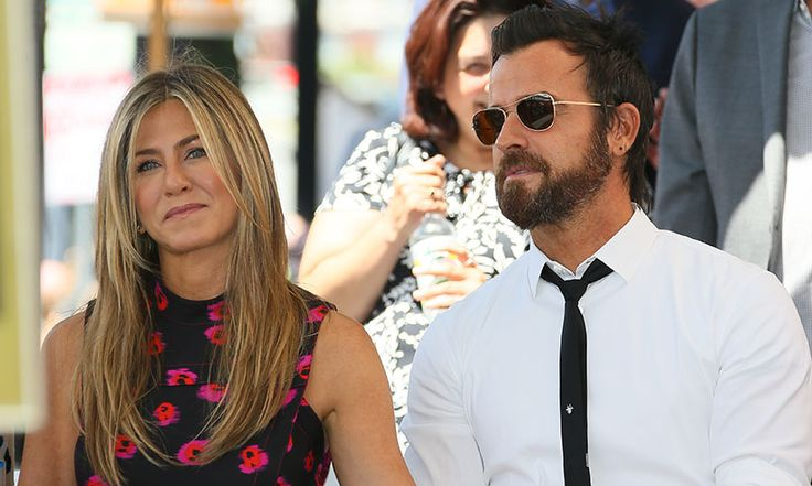 Jennifer Aniston turns heads in floral summer dress at Hollywood Walk of Fame