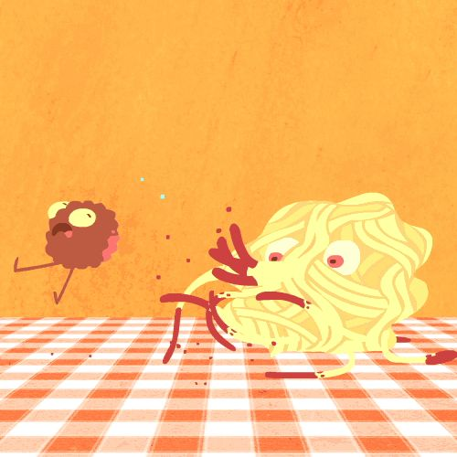 CATSUKA - Food Fight(s) by Alex Horan.