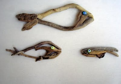 Very cool Driftwood fish.