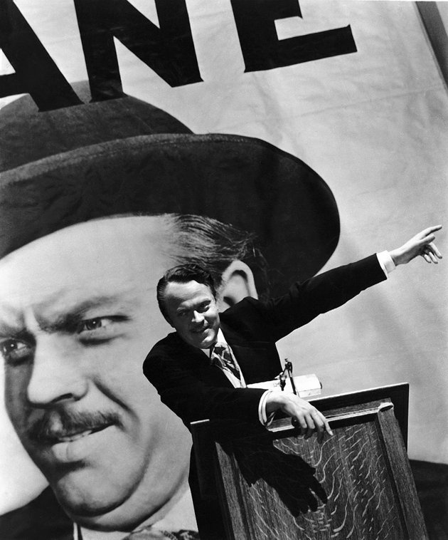 """"""" Don't believe everything you hear on the radio.""""-  Citizen Kane"""