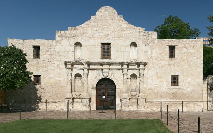 historical monuments in texas the alamo architecture historical