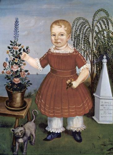 Susan Catherine Moore Waters (American artist, 1823-1900) Nicholas Catlin 1852