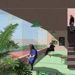 51N4E . Bourbouze & Graindorge . Student accomodation complex . Paris-Saclay (5)