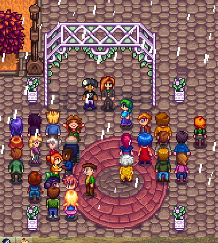 how to get hearts on stardew valley