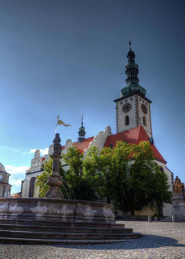 kostel Proměnění Páně na hoře Tábor ( mesto Tabor, 1440-1512)