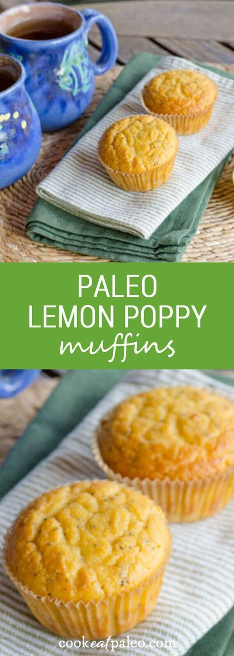 9 Paleo Muffins Recipes for Breakfast, Lunch or Dinner, Yeah!