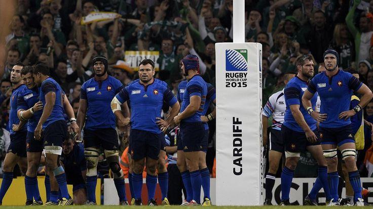 France/Irlande RWC 2015