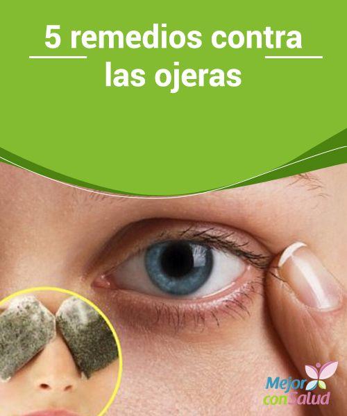 5 remedios contra las ojeras  Además de ser rico en antioxidantes, el té verde tiene propiedades antiinflamatorias, por lo que nos puede ayudar a disminuir las ojeras y las bolsas de debajo de los ojos