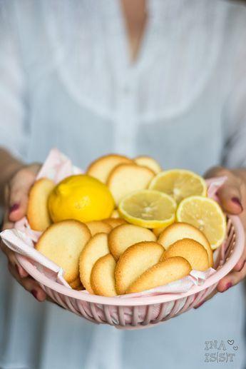 Feine Azora Zitronenkekse Feingebäck Zitronen-Kekse