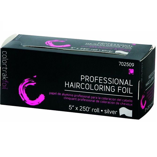 Colortrak Professional Haircoloring Foil - 250 Feet Roll #CT-250-S $8.09 Visit www.BarberSalon.com One stop shopping for Professional Barber Supplies, Salon Supplies, Hair & Wigs, Professional Product. GUARANTEE LOW PRICES!!! #barbersupply #barbersupplies #salonsupply #salonsupplies #beautysupply #beautysupplies #barber #salon #hair #wig #deals #sales #Colortrak #Professional #Haircoloring #Foil #250Feet #Roll #CT250S