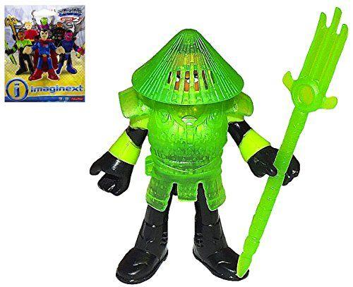 Green Lantern Blind Bag Fisher Price Imaginext Dc Super F
